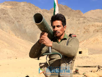 Movie Stills Of The Movie Paltan
