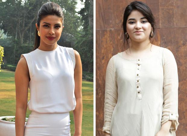 Priyanka Chopra and Zaira Wasim as mother - daughter has compatibility issues