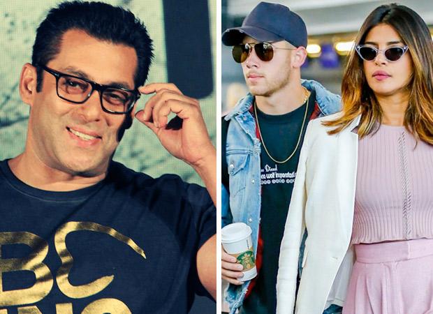 Salman Khan DENIES knowing about Priyanka Chopra - Nick Jonas' engagement at Loveratri trailer launch