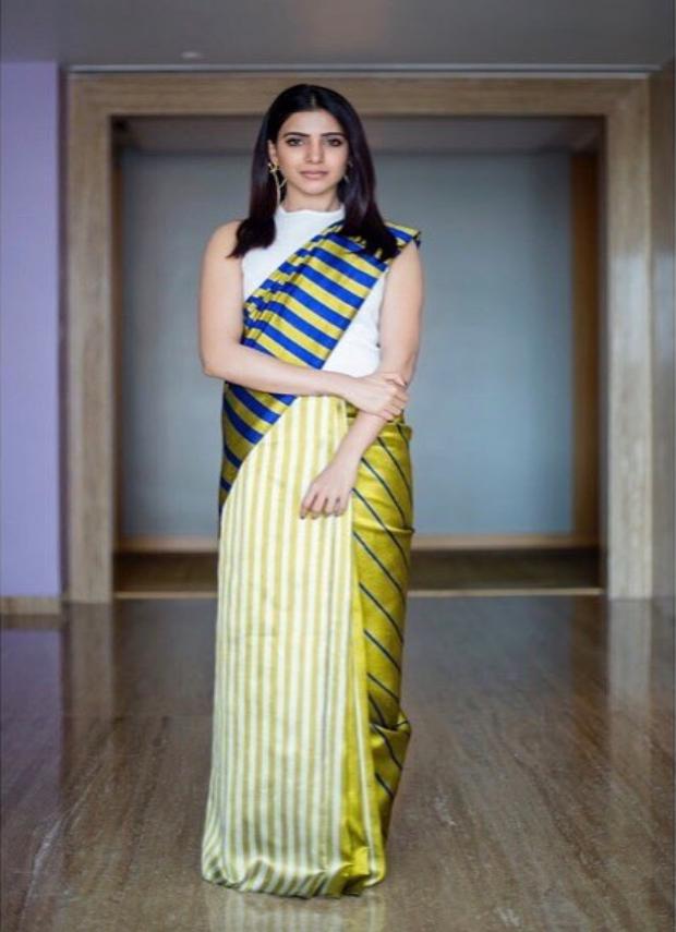 Samantha Ruth Prabhu in Payal Khandwala (2)