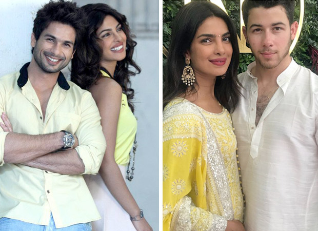 Priyanka chopra og shahid kapoor dating 2012