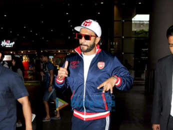 Shilpa Shetty, Ranveer Singh, Disha Patani and others snapped at airport