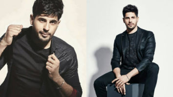 Sidharth Malhotra for Man's World Style