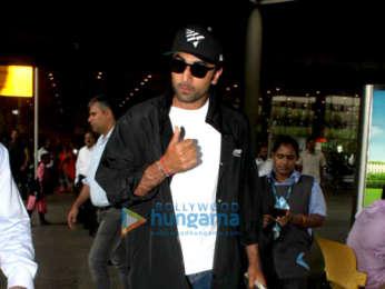 Ranbir Kapoor, Kareena Kapoor Khan, Sonal Chauhan and others snapped at the airport