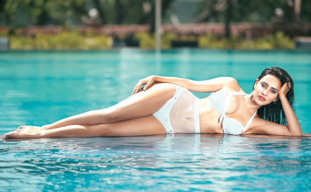 HOT: Super sultry Neha Sharma is a total sex bomb in her new BIKINI shoot for Maxim