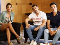 THRILLING How well do you know Milap Zaveri with John Abraham, Manoj Bajpayee & Aisha Sharma