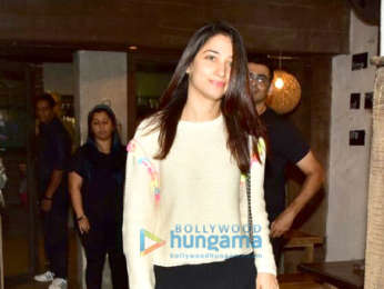 Tamannaah Bhatia snapped at Hakim's Aalim in Khar