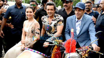 Trailer launch of 'Yamla Pagla Deewana Phir Se'