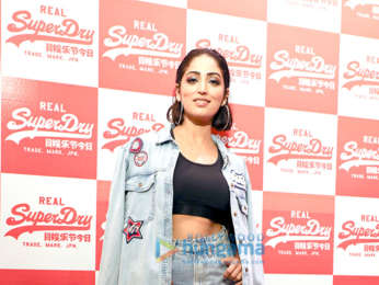 Urban Street Night Party hosted by Superdry and Yami Gautam at the LFW 2018