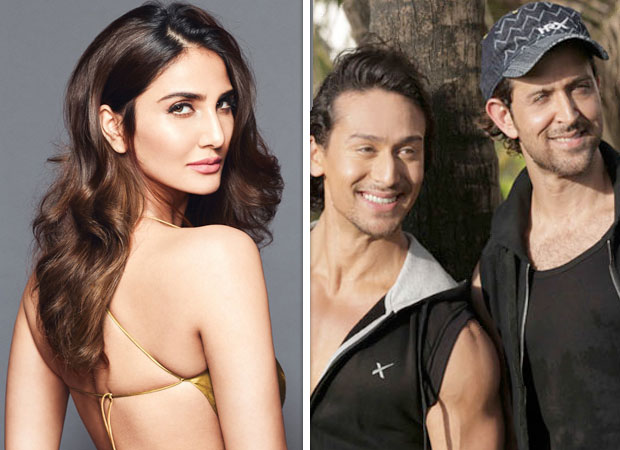 Vaani Kapoor feels THREATENED by Tiger Shroff and Hrithik Roshan