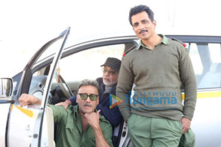 On The Sets Of The Movie Paltan