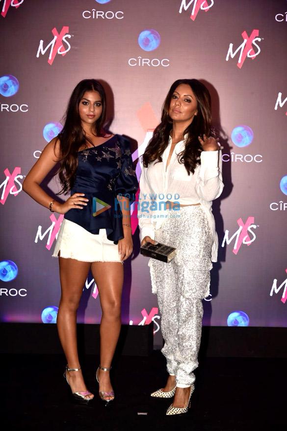 Amitabh Bachchan, Navya Naveli Nanda, Jaya Bachchan and others snapped at Shweta Bachchan Nanda's label launch with Monisha Jaising (9)