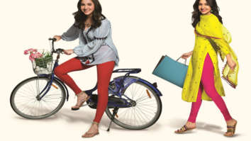 Anushka Sharma signed as the new face of Softline Leggings