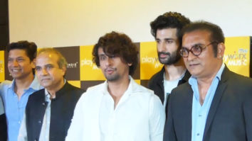 Aye Zindagi song launch with Sonu Nigam, Shaan & others Part 2