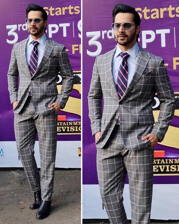 Best Dressed - Varun Dhawan