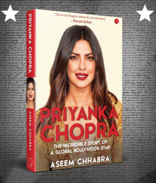 Book review Priyanka Chopra - The Incredible Story of a Global Bollywood Star