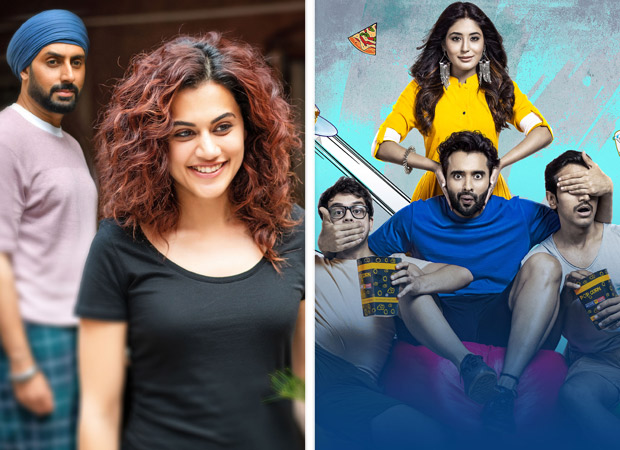 Box Office: Manmarziyaan collects Rs. 14.33 crore over the weekend, Mitron gathers Rs. 2.50 crore*