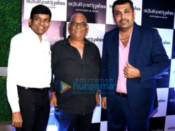 Celebs grace the launch of the new resto bar Angrezi Patiyaala