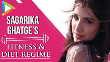 Don't Miss Sagarika Ghatge showcases her WORK - OUT routine