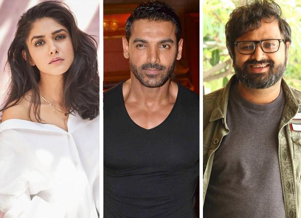 EXCLUSIVE Mrunal Thakur to star in John Abraham - Nikkhil Advani's Batla House