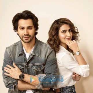 Celebrity Photo Of Varun Dhawan And Fatima Sana Shaikh