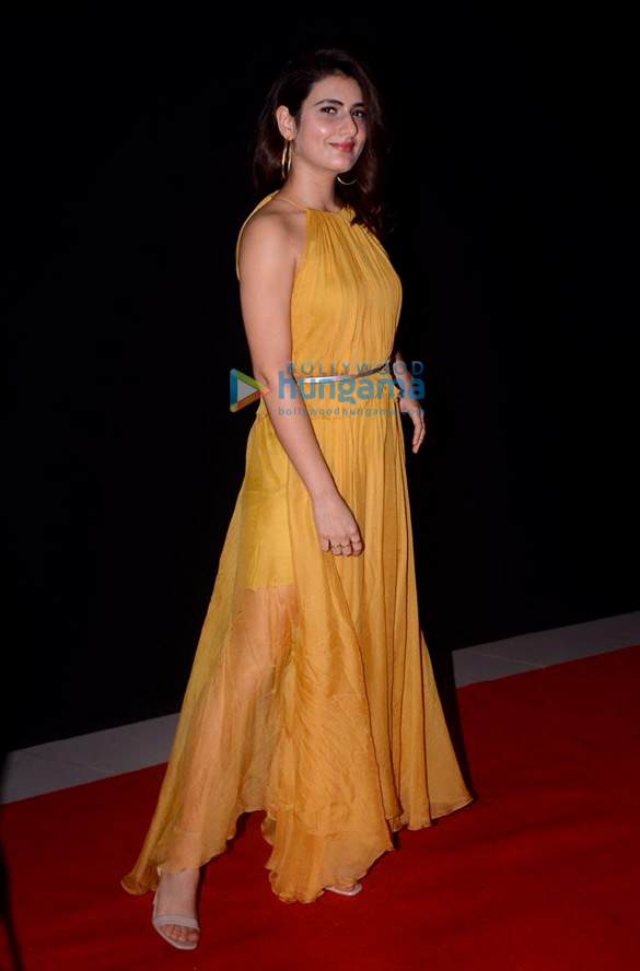 Fatima Sana Shaikh at Thugs Of Hindostan Trailer Launch (2)