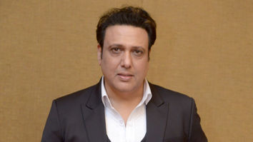 Govinda snapped during Fry Day promotions