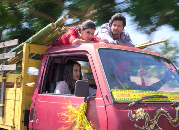 Box Office: Happy Phirr Bhag Jayegi Day 9 in overseas