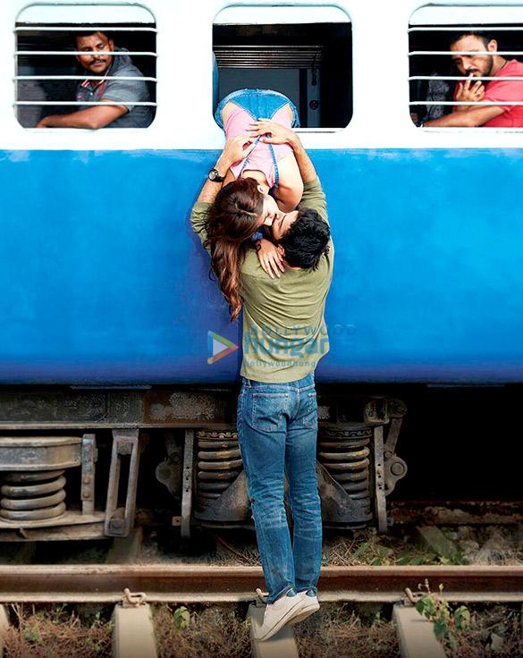FIRST LOOK: Rhea Chakraborty and Varun Mitra share a passionate kiss in Vishesh Films' Jalebi