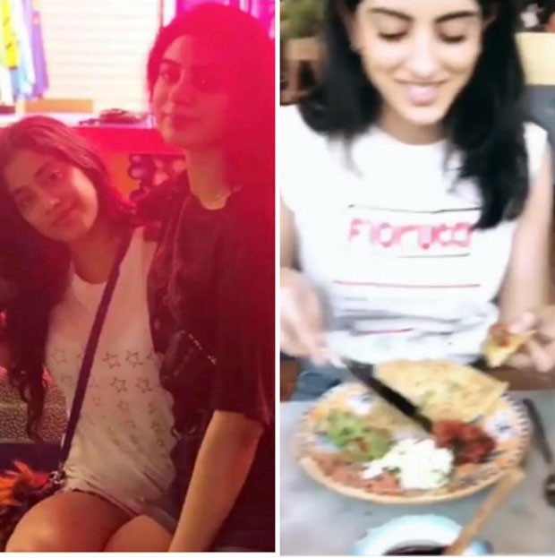 Janhvi Kapoor and Navya Naveli Nanda hangout in NYC, are they new best friends of B-town? (Watch video)