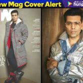 Karan Johar for Man's World photoshoot (Featured)