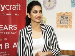 Kriti Kharbanda at the launch of Bodycraft - Spa & Salon