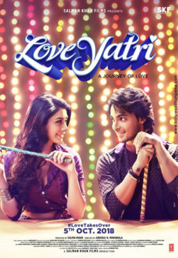 First Look Of The Movie Loveyatri