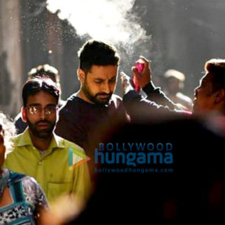 On The Sets Of The Movie Manmarziyaan