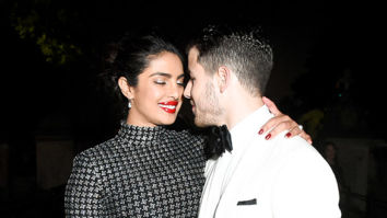 Nick Jonas and Priyanka Chopra grace the Ralph Lauren 50th Anniversary celebration event in New York
