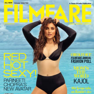 Parineeti Chopra On The Cover Of Filmfare