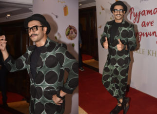 Ranveer Singh at Twinkle Khanna's book launch event (featured)