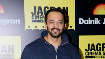 Rohit Shetty snapped at Jagran Cinema Summit at Taj, Santacruz