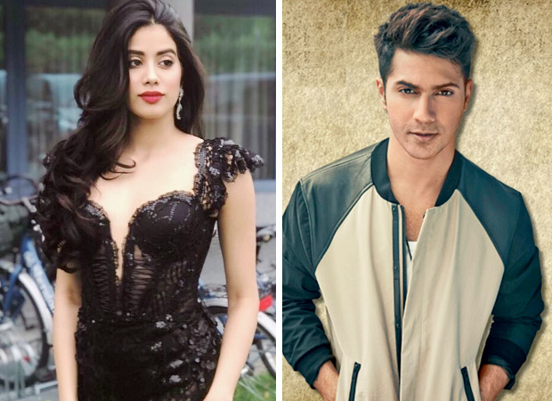 SCOOP Janhvi Kapoor to be paired opposite Varun Dhawan in Rannbhoomi