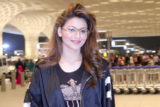 SPOTTED Urvashi Rautela at Airport