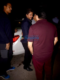 Shah Rukh Khan snapped in Mumbai