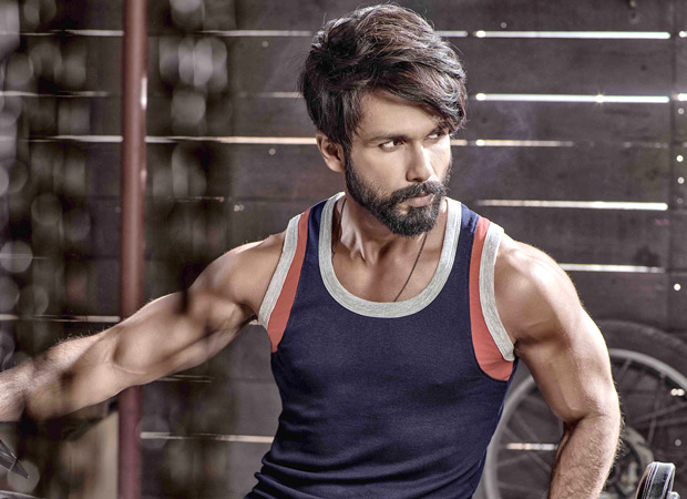 Shahid Kapoor's no shirt clause for Arjun Reddy