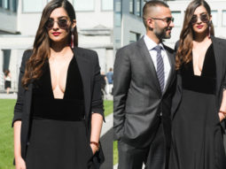 Sonam Kapoor at Milan Fashion Week 2018 for Giorgio Armani (featured)