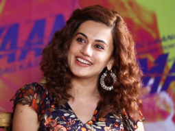 "Taapsee Pannu ""I couldn't afford to have MULK & MANMARZIYAAN overlap"""