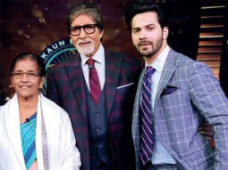 Then and Now: After Student Of The Year, Varun Dhawan RETURNS to KBC 10 to promote Sui Dhaaga