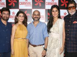 Thugs Of Hindostan – Official Trailer Launch – Aamir Amitabh Katrina Fatima Full Event part 3