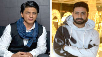 When Shah Rukh Khan called Abhishek Bachchan a good actor but thought he doesn't work HARD enough (WATCH VIDEO)