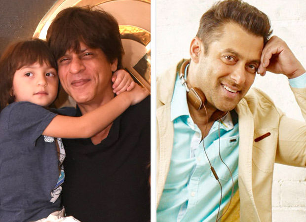 Whoa! Shah Rukh Khan REVEALS about the PRIZED possession that was gifted to AbRam by Salman Khan