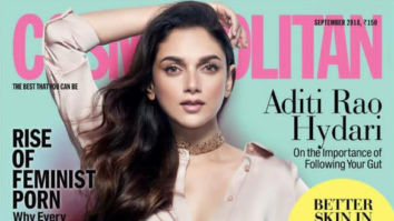 Aditi Rao Hydari On The Cover Of Cosmopolitan, Sep 2018