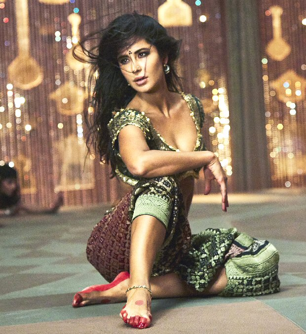 """Aamir Khan and I always end up doing the most difficult songs together"" - Katrina Kaif on dancing with Aamir after Dhoom 3"